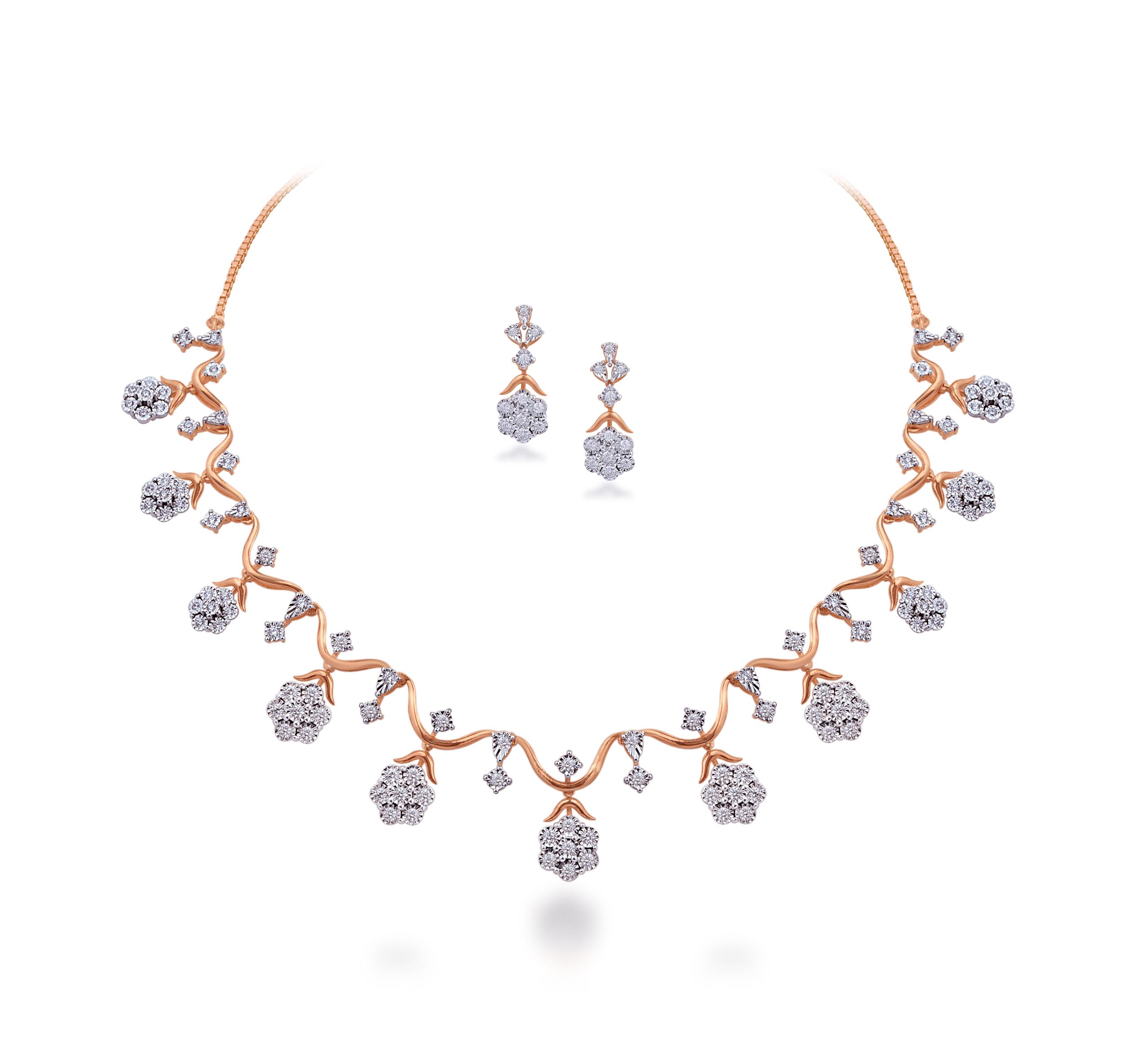 Sensuous Necklace Set