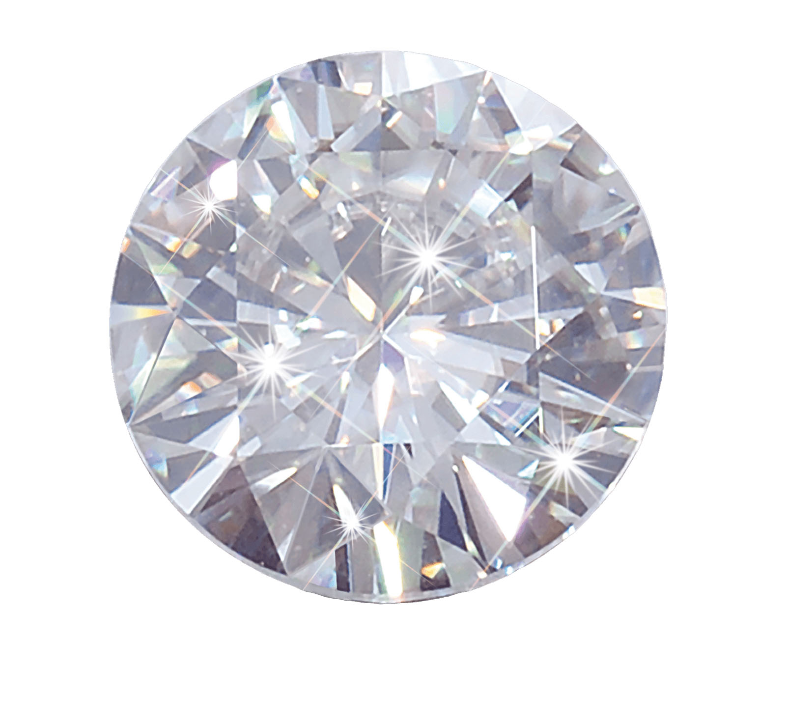0.73 Carat, Natural Cut & Polished Loose Diamond