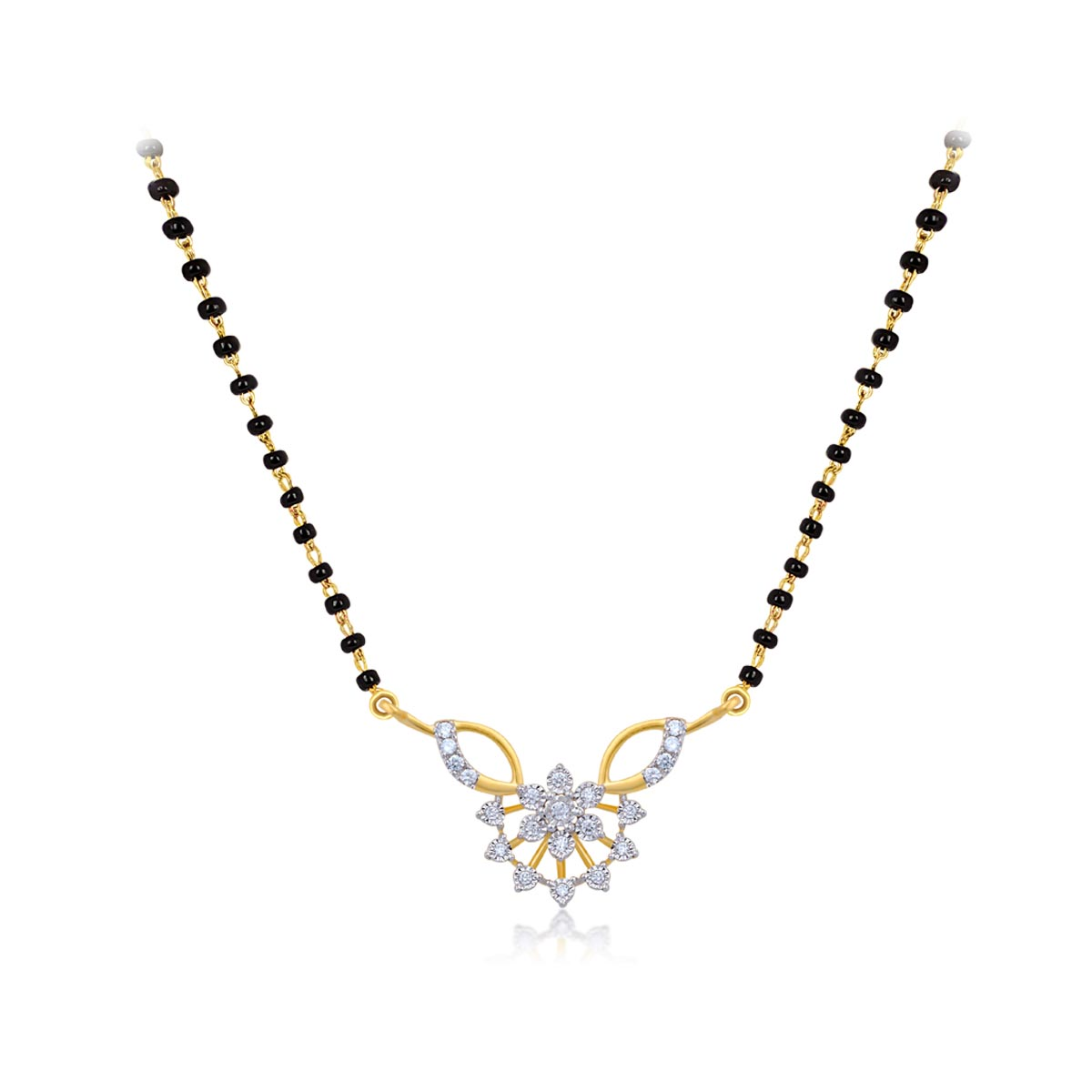 Lily Mangalsutra Pendant