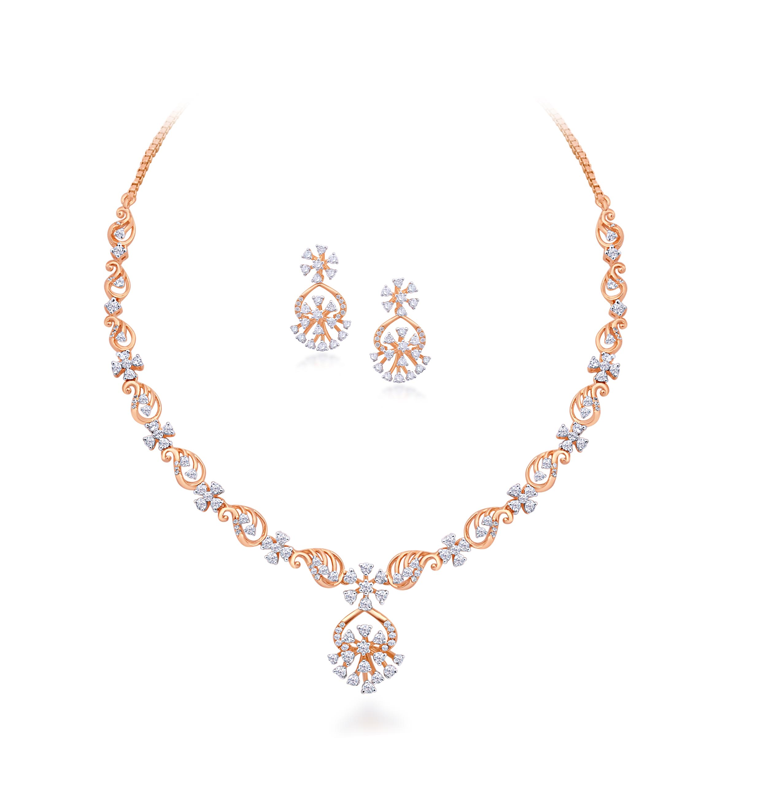 Demure Necklace Set
