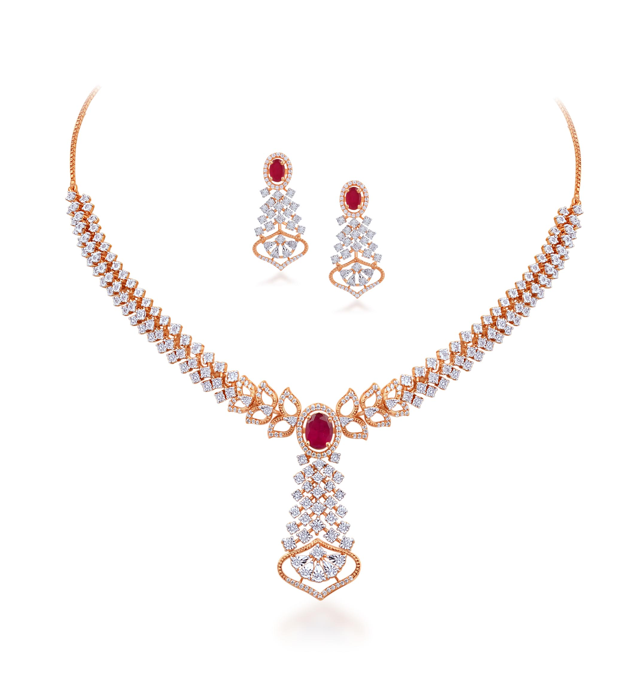 The Radiant Necklace Set