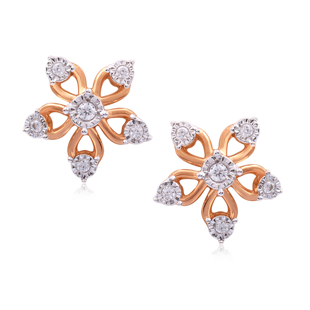 Enchantress Diamond Earrings