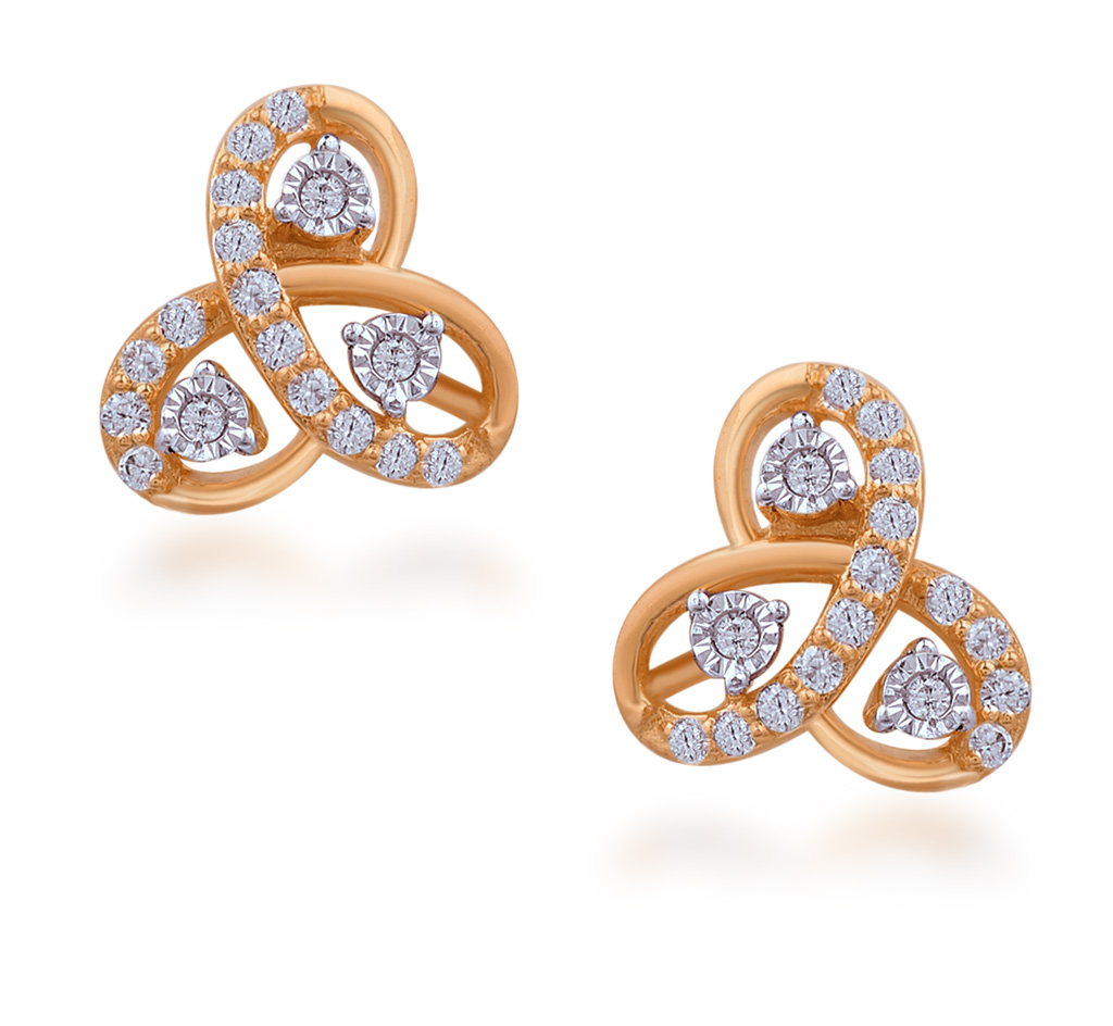 Charismatic Diamond Earrings