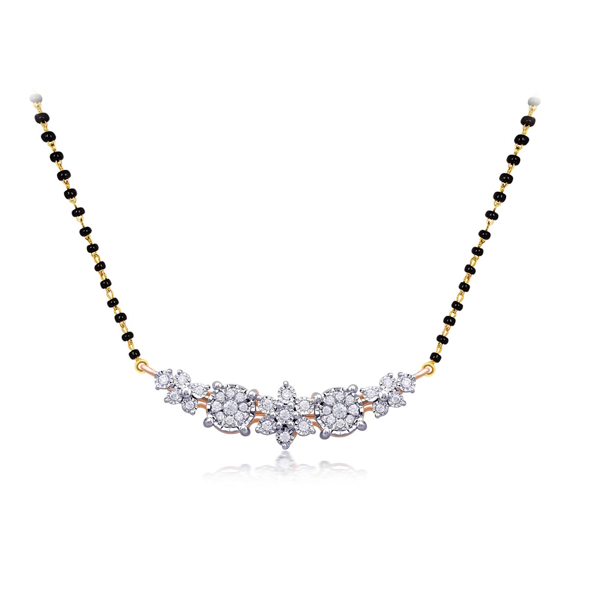 Hearty Connection Mangalsutra Pendant