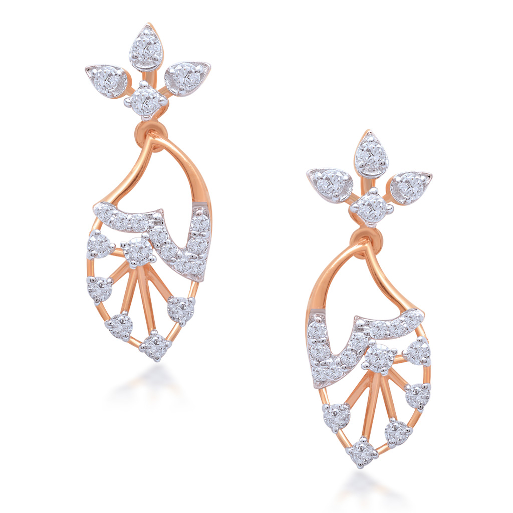 Gloriana Diamond Earrings