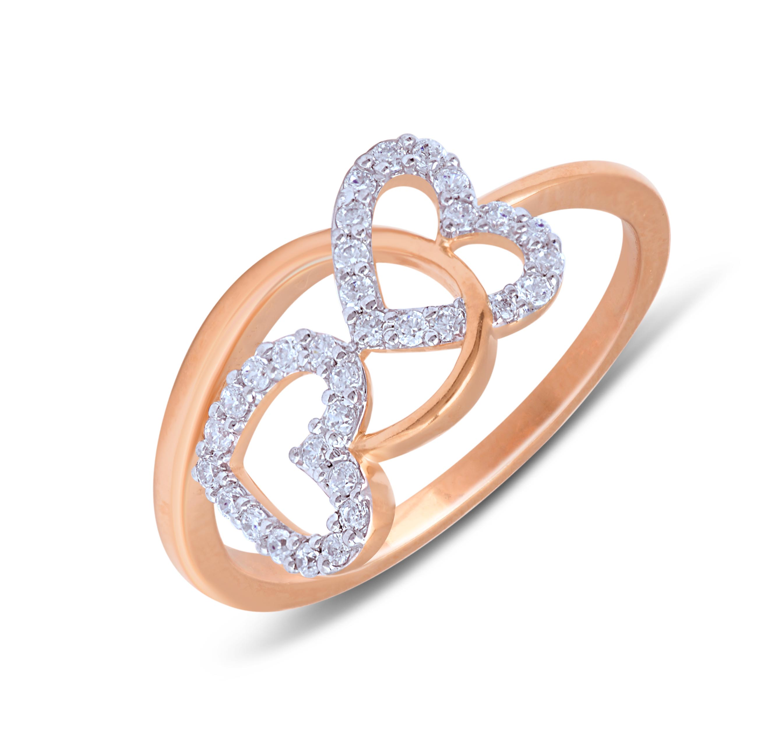 Radiant Ladies Finger Ring