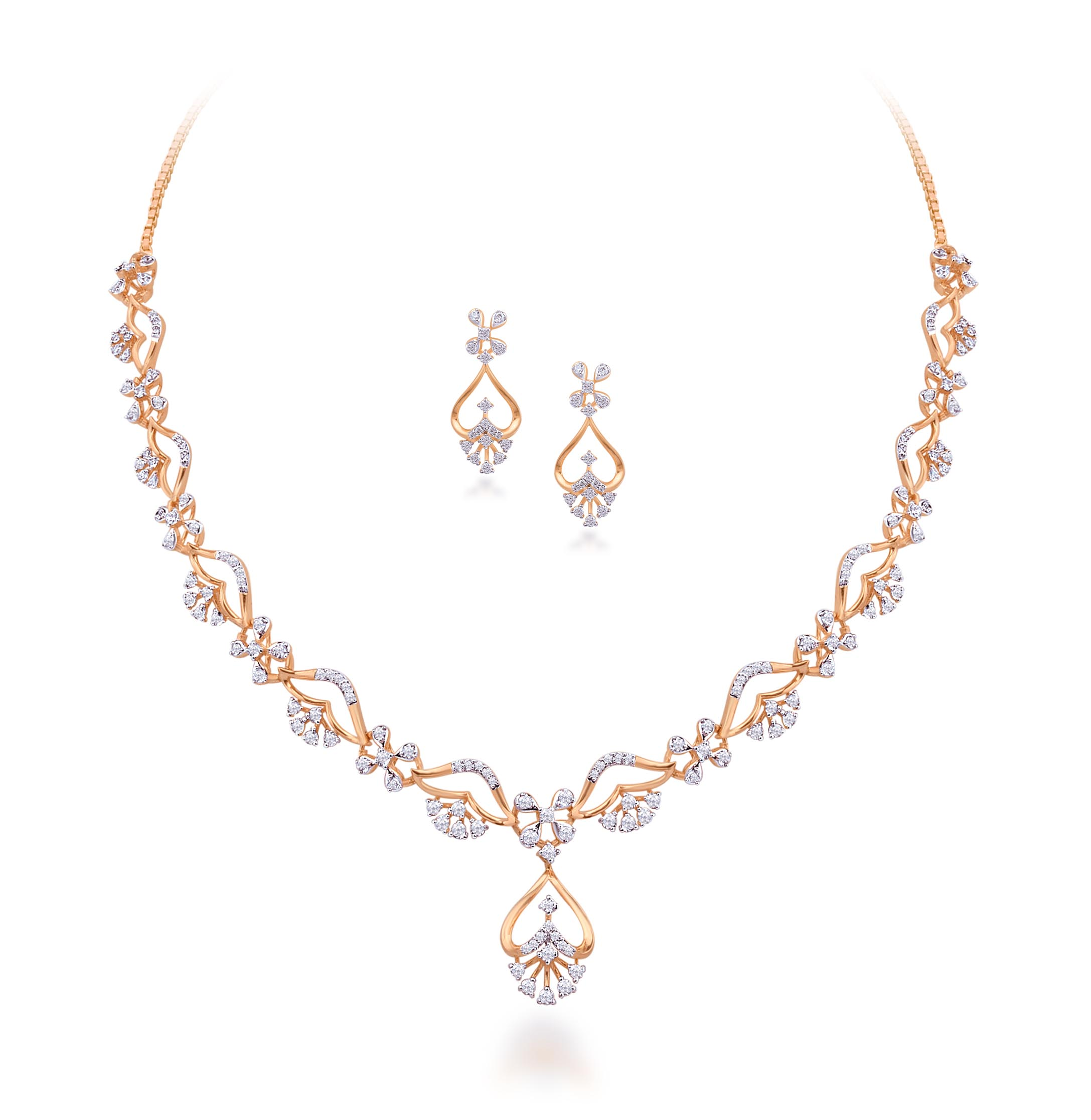 Jubilant Necklace Set