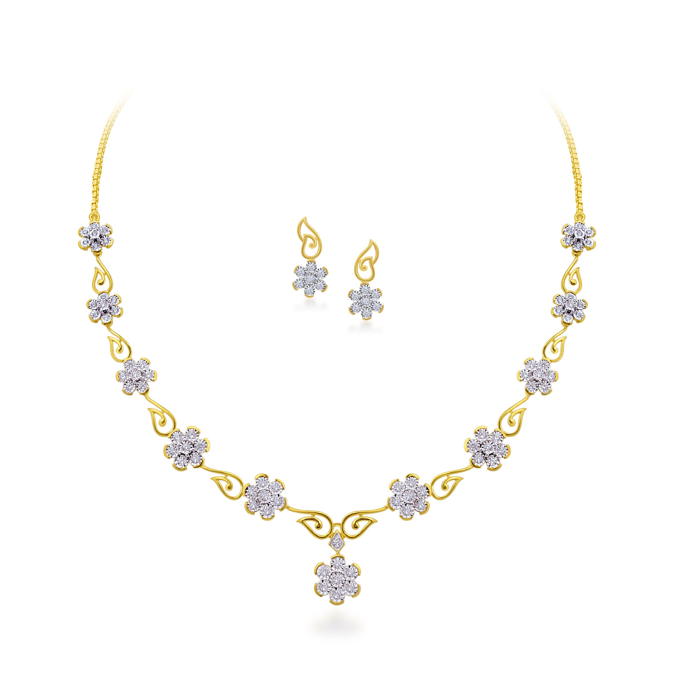 Prima Necklace Set