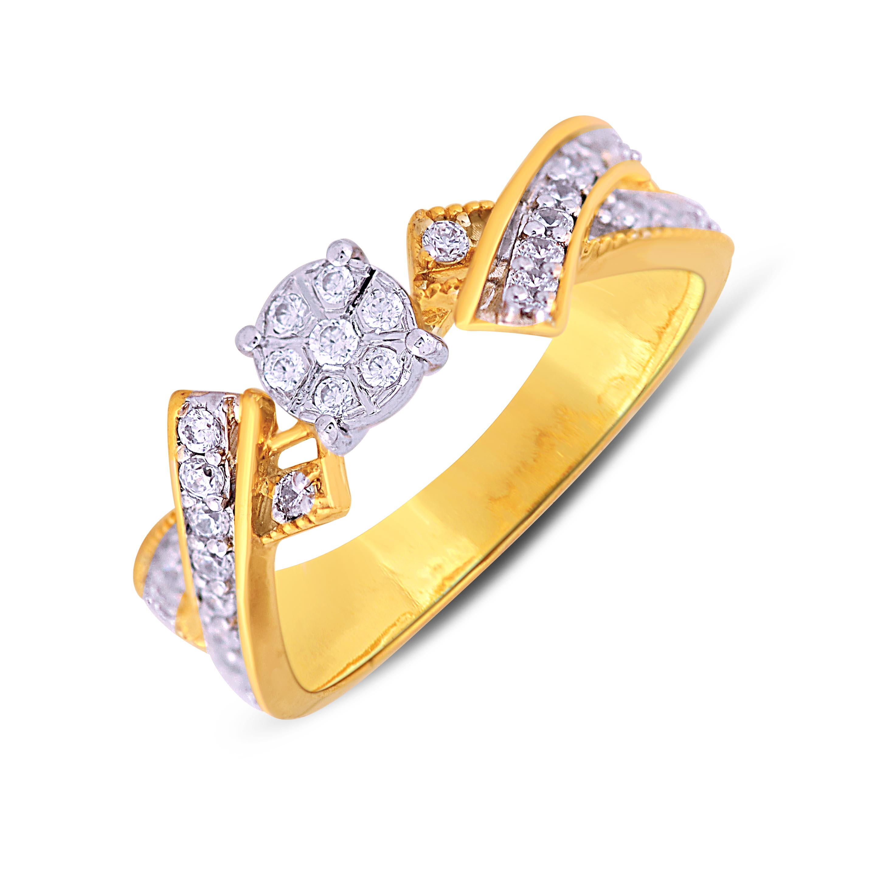 Mystique Ladies Diamond Ring