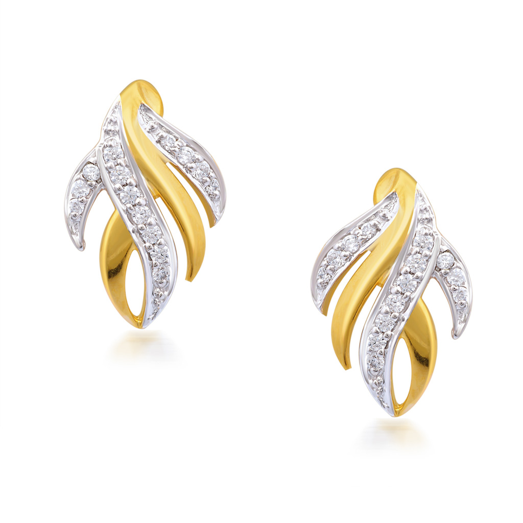 Appealing Diamond Earrings