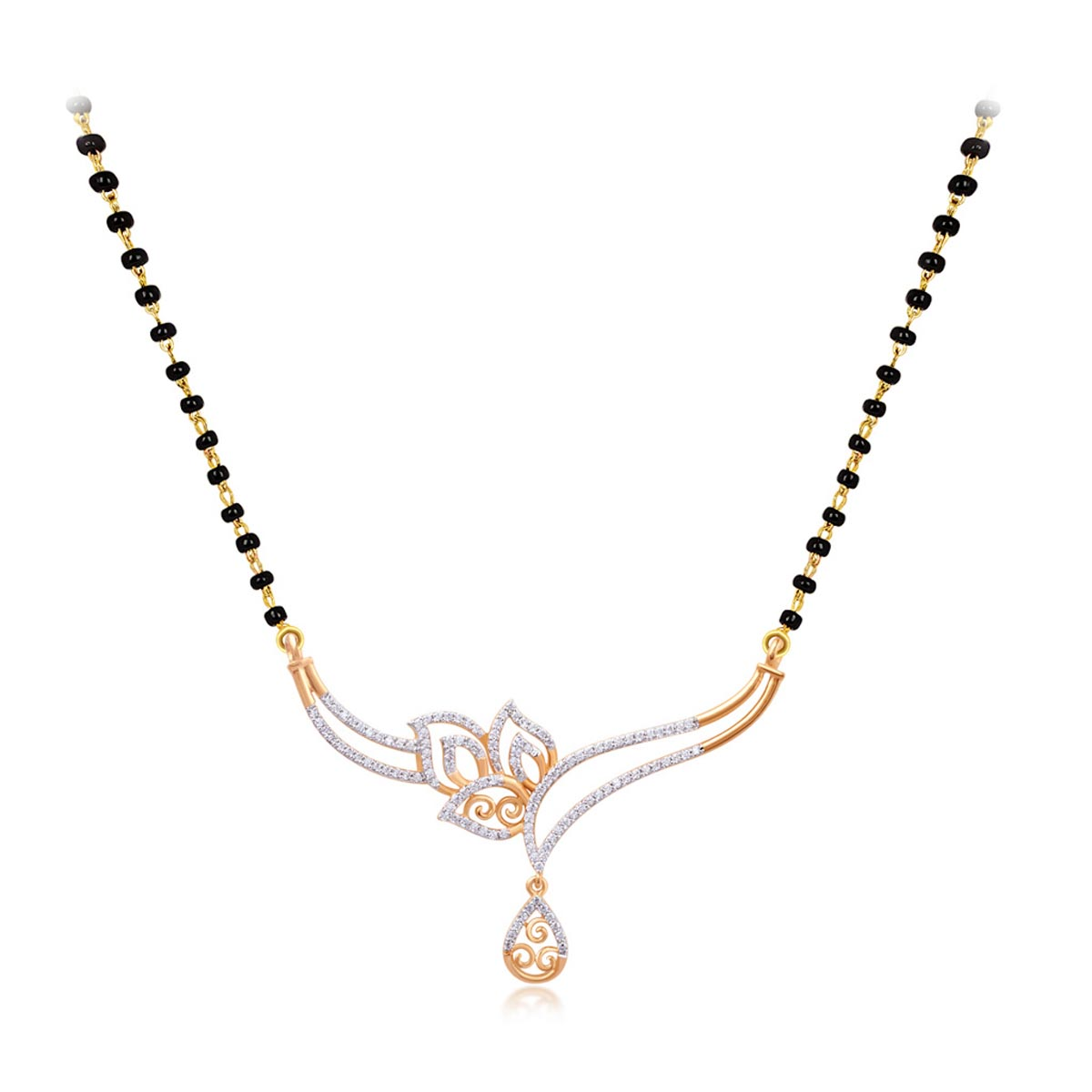 The Angel Mangalsutra Pendant