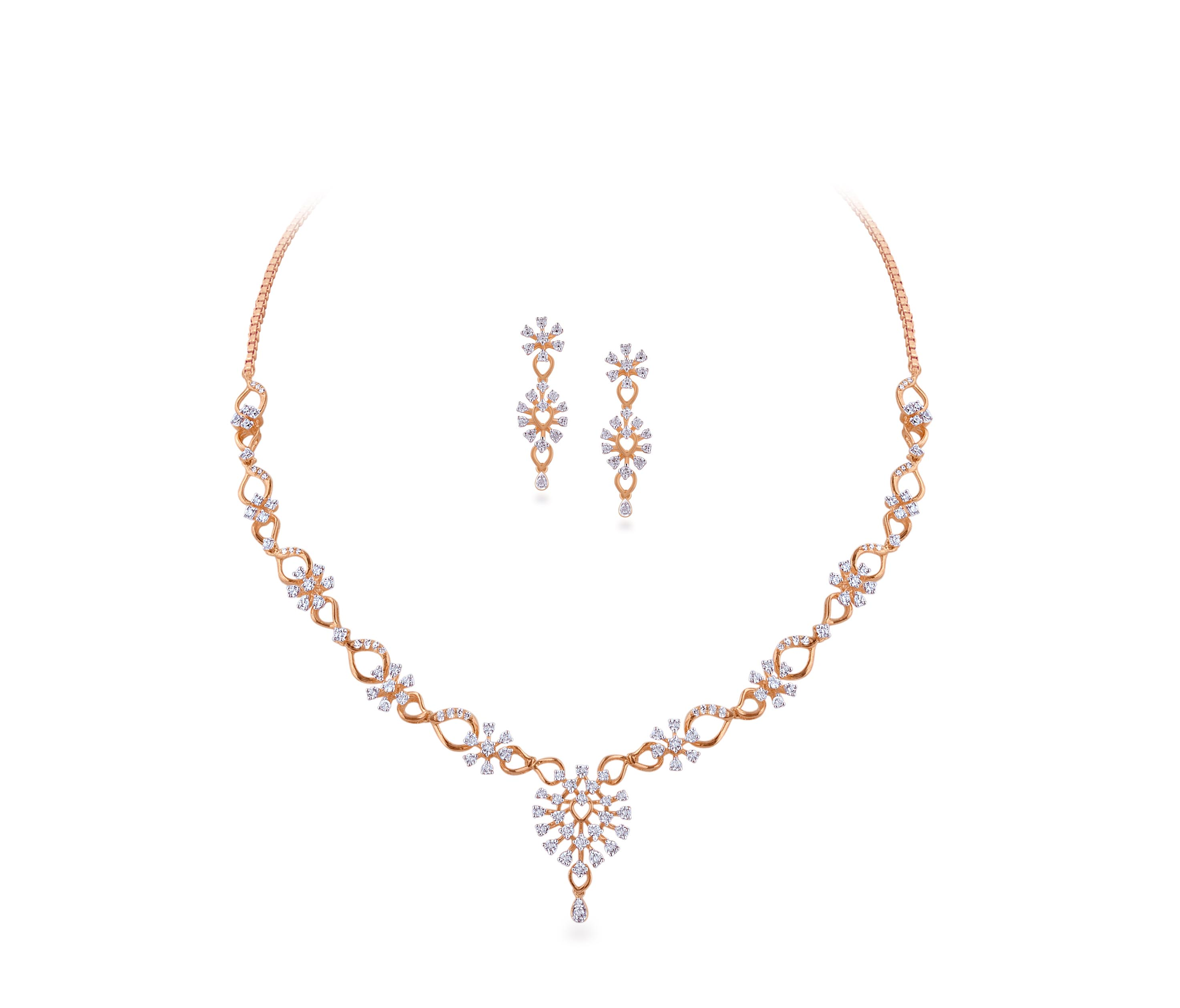 Sublima Necklace Set