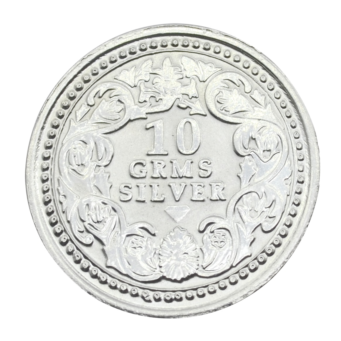 10 Grams, 999 Pure Silver Coin