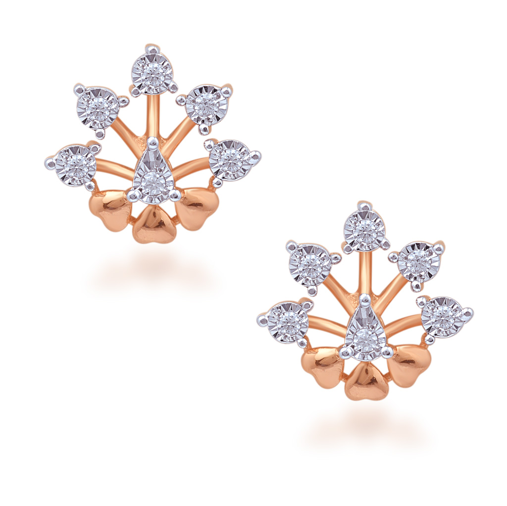 Magnifique Diamond Earrings