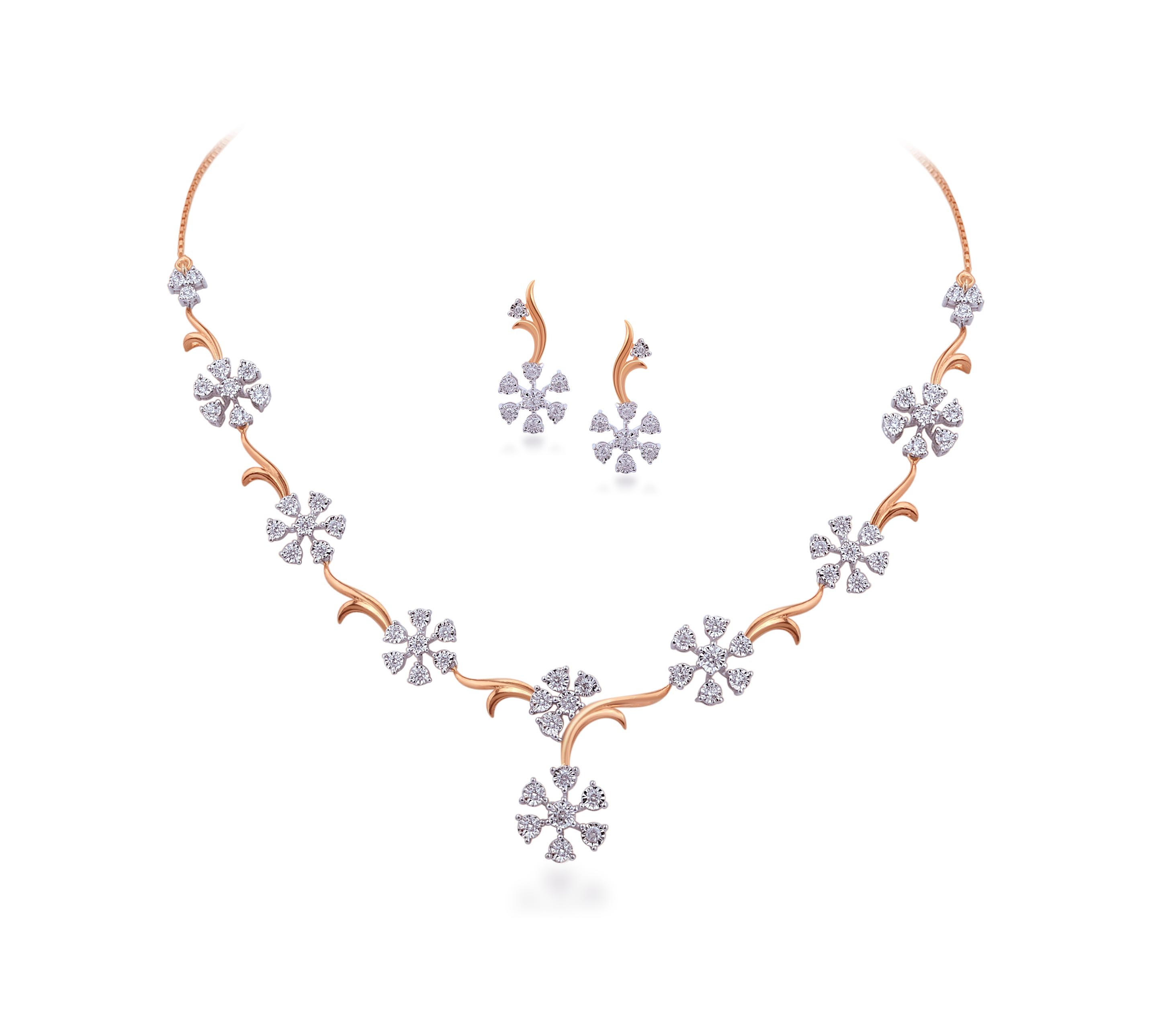 Orchard Necklace Set