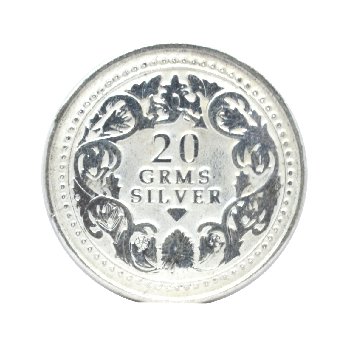 20 Grams, 999 Pure Silver Coin