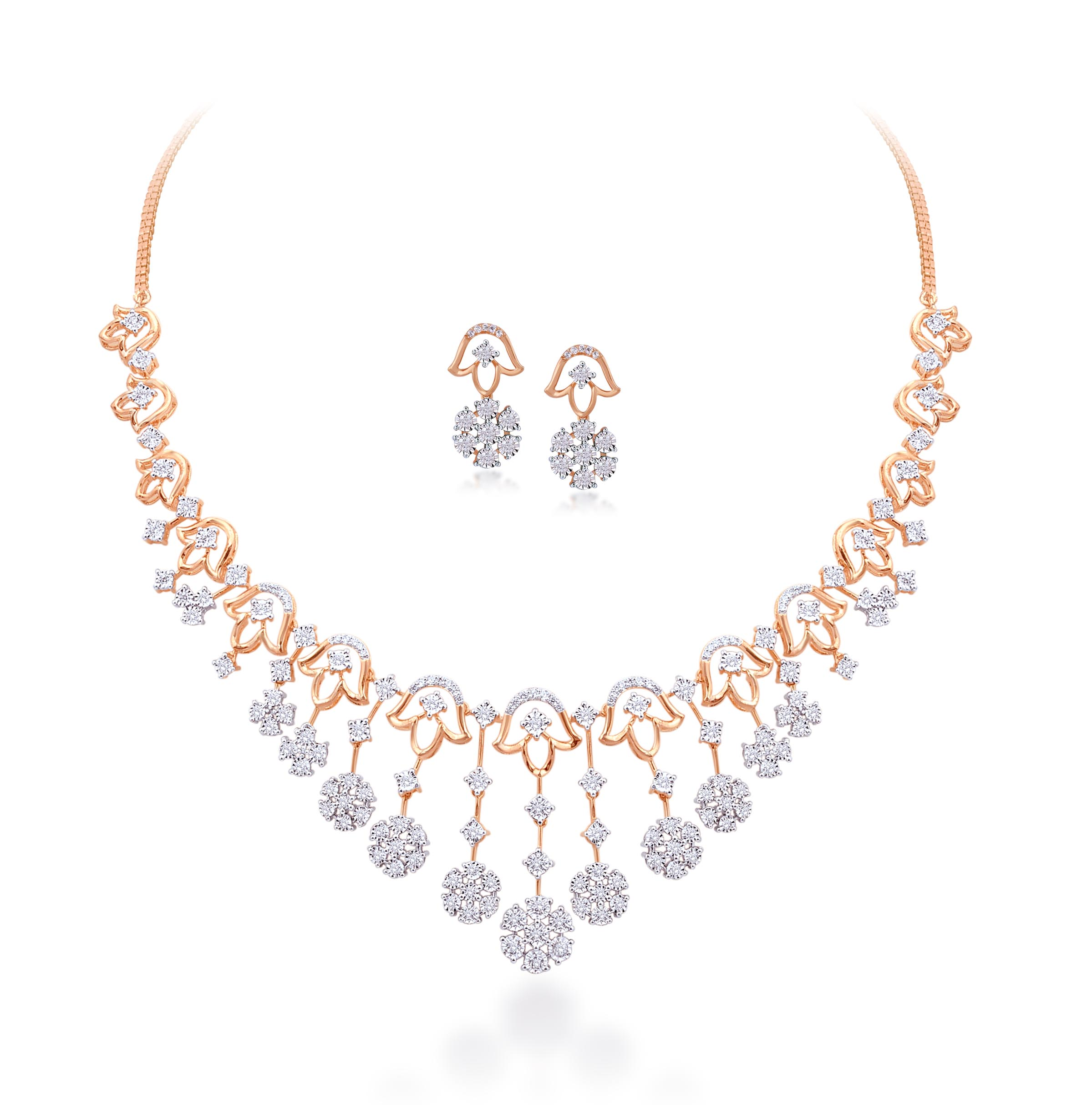 Auris Necklace Set