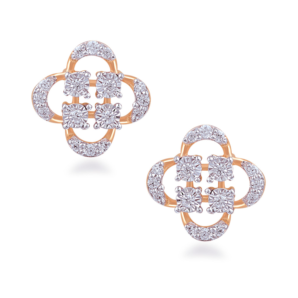 Artistique Diamond Earrings