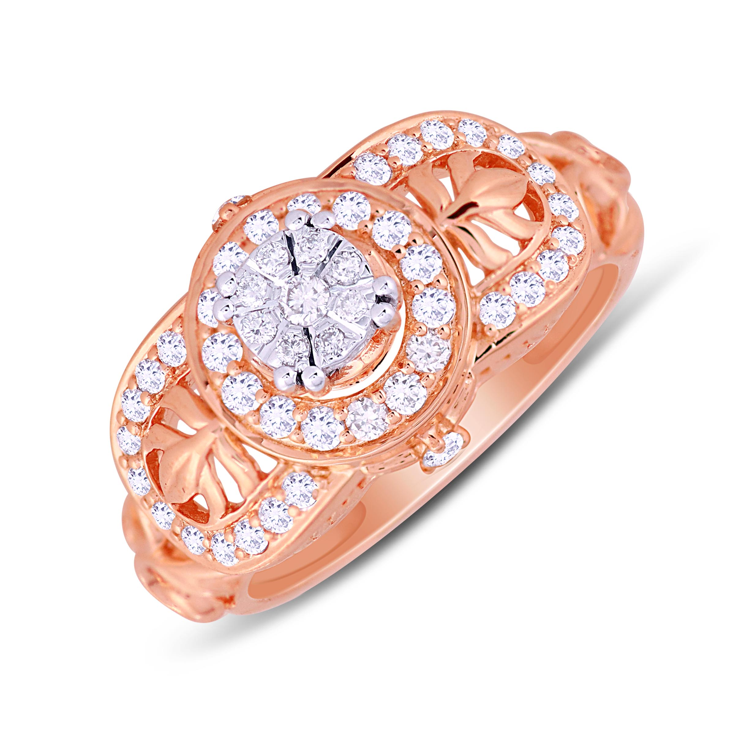 Timeless Diamond Finger Ring