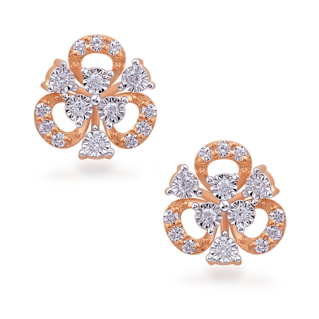 Regalia Diamond Earrings