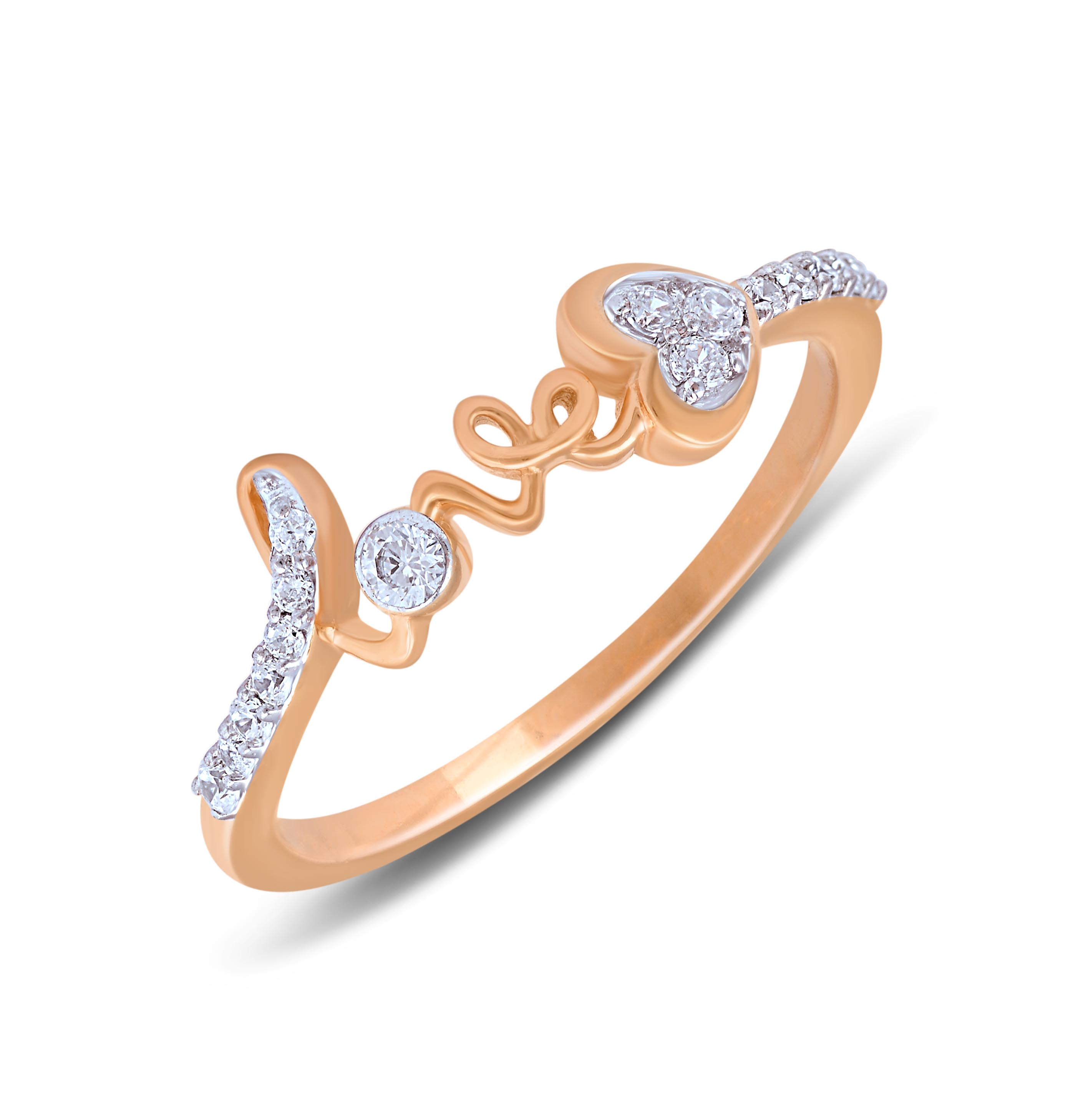 Beguiling Ladies Diamond Ring