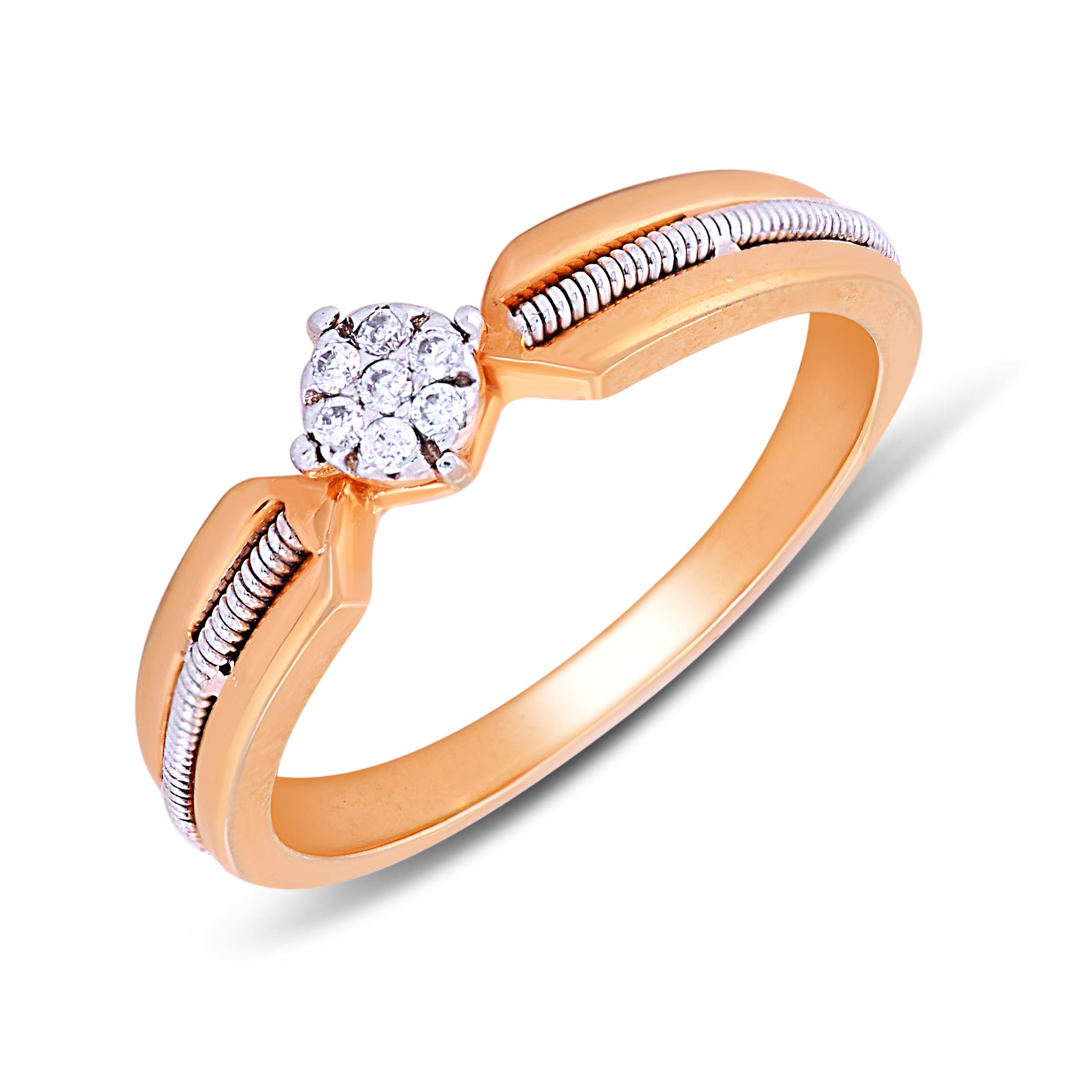 Classic Diamond Finger Ring
