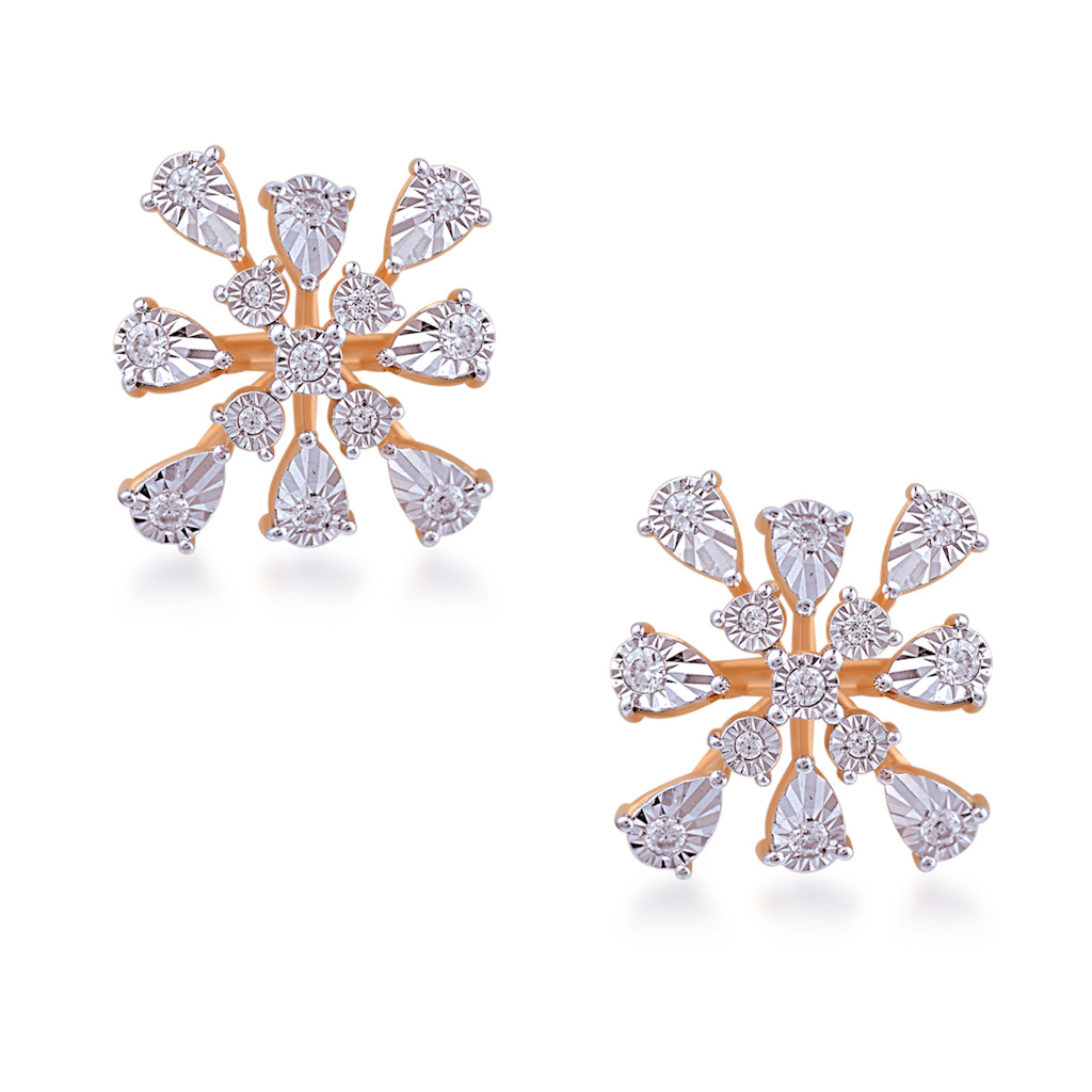 Admira Diamond Earrings
